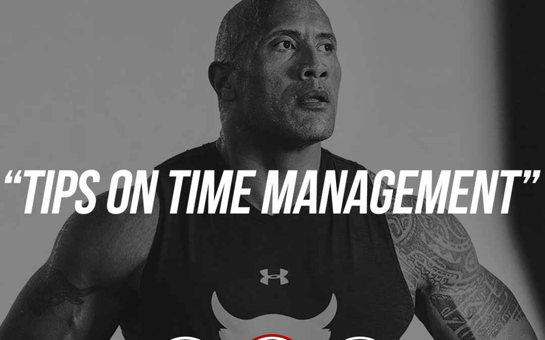 159: Tips on time management